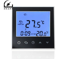 Fresh Deals Electronics Touch Screen Thermostat Temperature Controller