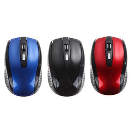 Fresh Deals Gadgets Wireless Optical Gaming Mouse 2.4Ghz
