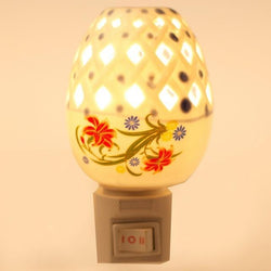Fresh Deals Garden & Outdoor A 15 Ceramic Fragrance Light Night Lamp