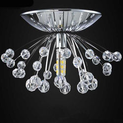 Fresh Deals Garden & Outdoor Design Modern Crystal Chandelier Led Home Light