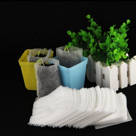 Fresh Deals Garden & Outdoor Nursery Pots Of Environmental Protection Seedlings Bags