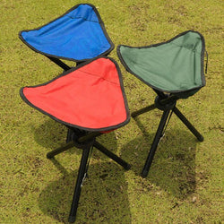 Fresh Deals Garden & Outdoor Outdoor Steel Fishing Folding Beach Seat