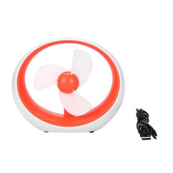 Fresh Deals Garden & Outdoor Portable USB Round Fan Battery Mini Air Cooler