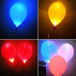 Fresh Deals Garden & Outdoor Waterproof RGB LED Balloon Light LED Bulb