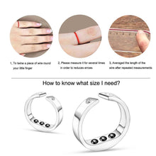 Fresh Deals Health & Beauty Anti Snore Stopper Magnetic Therapy Finger Ring