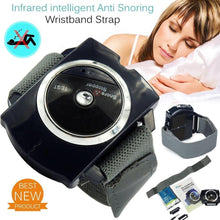 Fresh Deals Health Smart Snore Stopper Wristband
