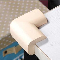 Fresh Deals Home Improvement Beige Baby Safety Products  Cover Glass Table Corner Protector