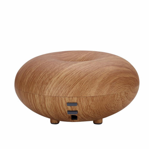 Fresh Deals Home & Living Air Aroma Wood Grain Essential Oil Diffusion Humidifier Neutralizer