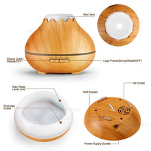 Fresh Deals Home & Living Air Humidifier Electric Oil Diffuse Aroma Lamp