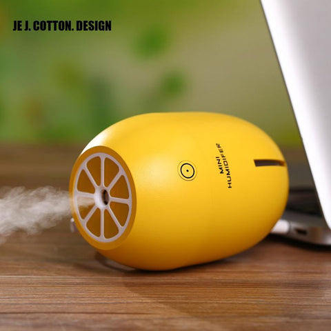 Fresh Deals Home & Living Air Purifier Freshener Car Humidifiers With Led Light