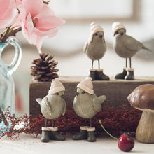 Fresh Deals Home & Living American Village Bird Statue Hat Ornaments