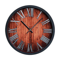 Fresh Deals Home & Living Antique Style Wall Clock Retro Kitchen Roman Numerals