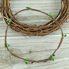 Fresh Deals Home & Living Army Green Artificial Flower Wreath Branches Wedding Decoration