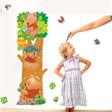 Fresh Deals Home & Living Cartoon Animal Measurement of Height Wall Stickers
