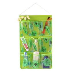 Fresh Deals Home & Living Damp Proof Wardrobe Small Things Hanging Bag Storage
