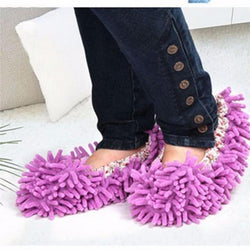 Fresh Deals Home & Living Dust Cleaner Grazing Slippers House Cleaner Mop