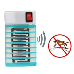 Fresh Deals Home & Living Electric Mosquito Repellent Insect Bug Killer Mini Lamp