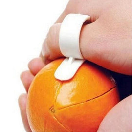 Fresh Deals Home & Living Finger Open Orange Peeler Device Machine