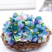 Fresh Deals Home & Living Green Artificial Bud Berry Flower Garden Corsage Decoration