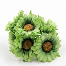 Fresh Deals Home & Living Green Artificial DIY Sunflower Bouquet Party Wedding Decoration
