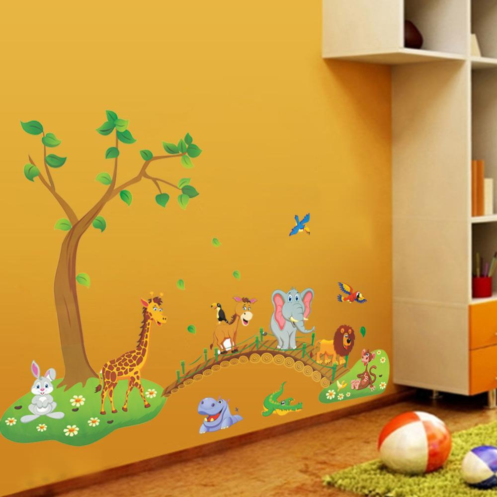 Exelent Wall Decoration Ideas For Preschool Image Collection - All ...