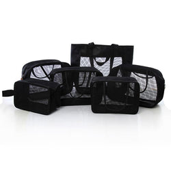 Fresh Deals Home & Living Large Capacity Hanging House Organizer Breathable Storage Bag