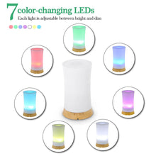 Fresh Deals Home & Living LED light Ultrasonic Aroma Essential Air Humidifier