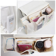 Fresh Deals Home & Living Multi Pockets Bedside Desk Hanging Storage Bag