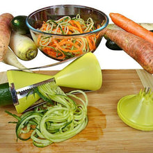 Fresh Deals Home & Living New 4-Blade Spiralizer Vegetable Spiral Slicer Spiral