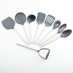 Fresh Deals Home & Living Nylon Kitchenware Nine Function Cooking Tools Set