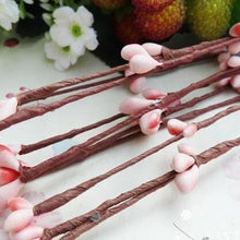 Fresh Deals Home & Living Pink Artificial Beads Branches Home Decoration