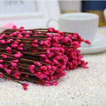 Fresh Deals Home & Living rose Artificial Beads Branches Home Decoration