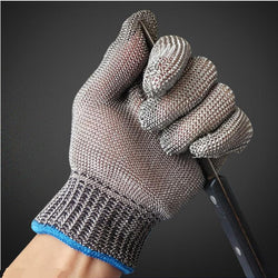 Fresh Deals Home & Living Safety Cut Stab Resistant Anti-Cutting Work Gloves