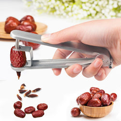 Fresh Deals Home & Living Stainless Steel Cherry Pitter Remove Cores