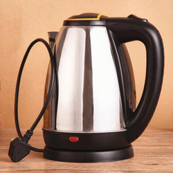 Fresh Deals Home & Living Steel Cordless Electric Water Kettle Tea Pot