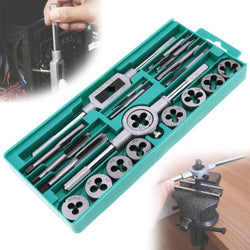 Fresh Deals Home & Living Tap Die Set Screw Thread Plugs Taps Cutting Tools