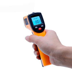 Fresh Deals Home & Living Thermometer Digital Infrared Non-Contact Gun