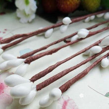 Fresh Deals Home & Living White Artificial Beads Branches Home Decoration