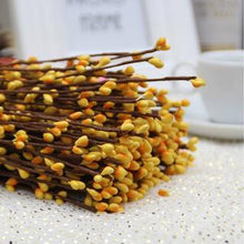 Fresh Deals Home & Living Yellow Artificial Beads Branches Home Decoration