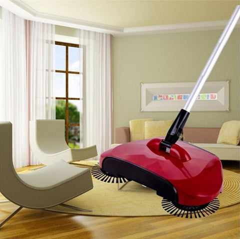 Fresh Deals Household 360 Rotary Magic Floor Dust Sweeper Broom
