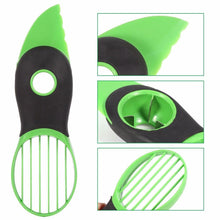 Fresh Deals Kitchen 3-In-1 Avocado Slicer Kitchen Blade
