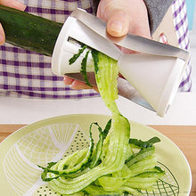 Fresh Deals Kitchen Vegetable Spiral Device Cutter Slicer Peeler