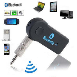 Fresh Deals Mobile & Tablet Accessories Bluetooth Wireless Stereo Audio Music Receiver Speaker