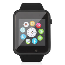 Fresh Deals Phone Accessory Black Bluetooth Smart Watch For Android Phone