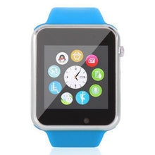 Fresh Deals Phone Accessory Blue Bluetooth Smart Watch For Android Phone