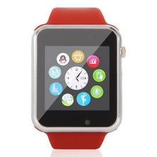 Fresh Deals Phone Accessory Red Bluetooth Smart Watch For Android Phone