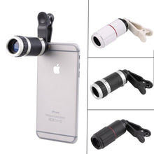 Fresh Deals Phone Accessory Universal 8-18x Zoom Optical Smart Phone Camera Lens