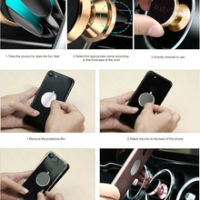 Fresh Deals Phone Accessory Universal Magnetic Mobile Phone Holder