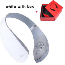 Fresh Deals Phone Accessory White Wireless Bluetooth Stereo Headphones With Mic