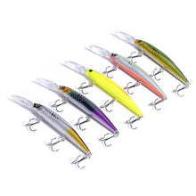 Fresh Deals Sports & Travel Artificial Carp Sinking Crank baits With Triple Treble Hooks